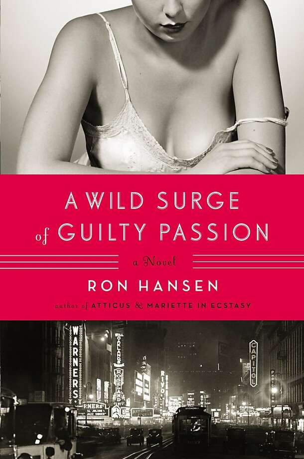The cover of Ron Hansen's new novel. Photo: Courtesy Ron Hansen