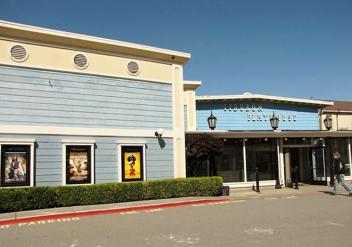 The Tiburon Playhouse 3 features three, small movie theaters showing mainstream films.