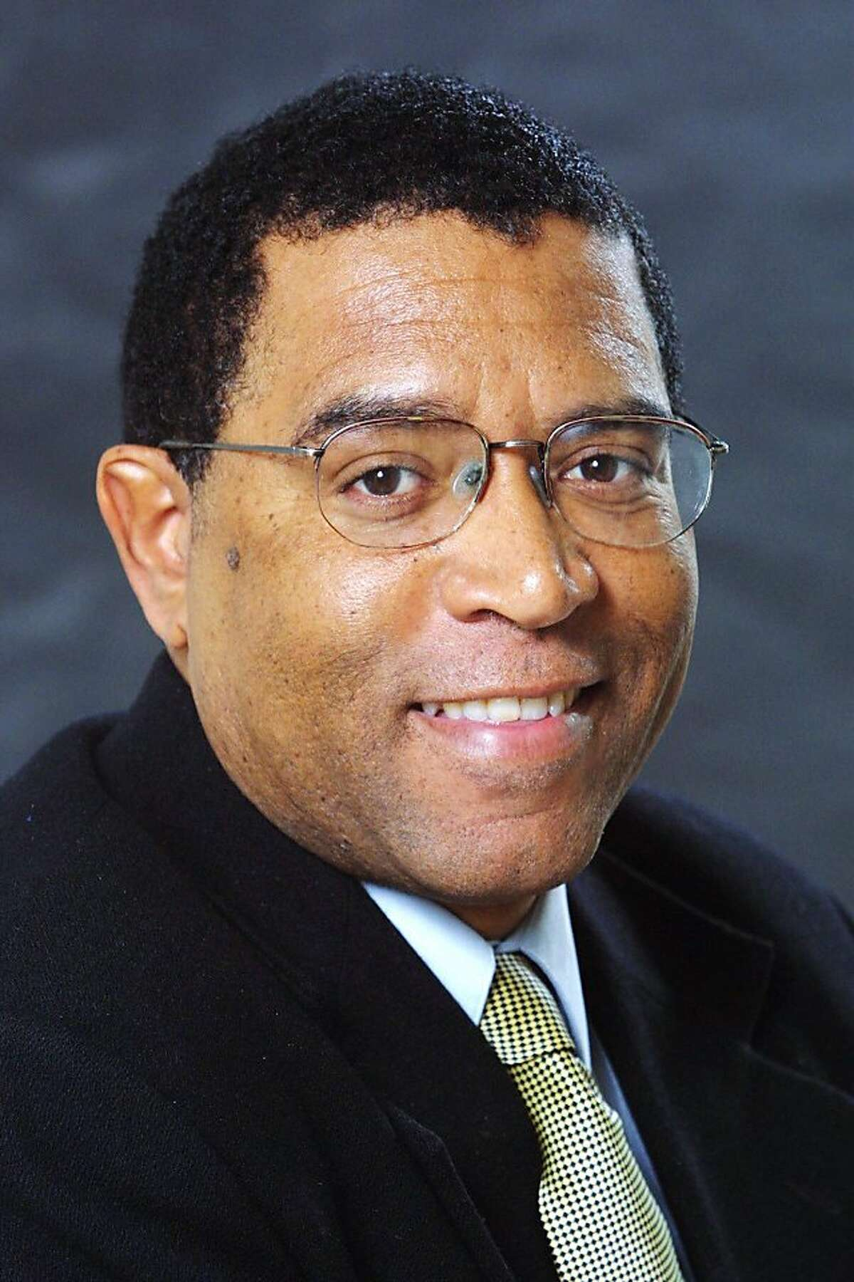 Former Oakland Tribune reporter Chauncey W. Bailey Jr. is seen in this undated file photo. Bailey, as editor of the weekly Oakland Post, was shot to death in Oakland, Calif., on Aug. 2, 2007, while investigating a Black Muslim splinter group's financial dealings. Bailey has been named the posthumous winner of the George Polk Award for local journalism, one of the top prizes in U.S. journalism. (AP Photo/Oakland Tribune) **NO SALES; MAGS OUT; MANDATORY CREDIT **