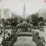 1939 Golden Gate International Exposition on man-made Treasure Island.