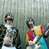 Brooklyn electro-pop do MGMT headlines Saturday at this year's Treasure Island Music Festival.