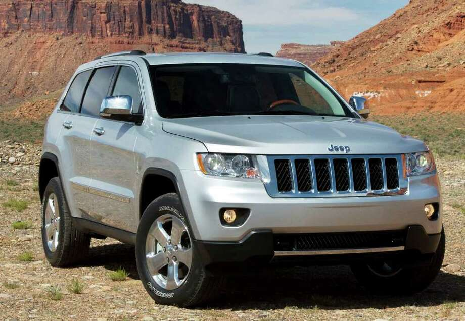 For 2012, the Jeep Grand Cherokee is available in four trim levels, beginning at $26,995. This is the Overland four-wheel-drive version. COURTESY OF CHRYSLER GROUP LLC Photo: Chrysler Group LLC., COURTESY OF CHRYSLER GROUP LLC