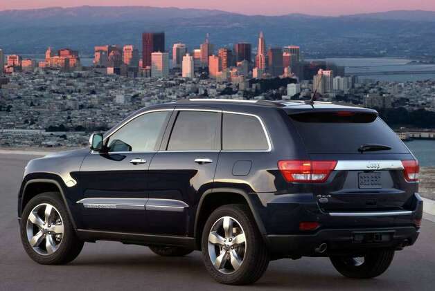 The uplevel Grand Cherokee Overland model begins at $39,495 (plus $825 freight) for the two-wheel-drive model or $42,995 with four-wheel drive. COURTESY OF CHRYSLER GROUP LLC Photo: Chrysler, COURTESY OF CHRYSLER GROUP LLC