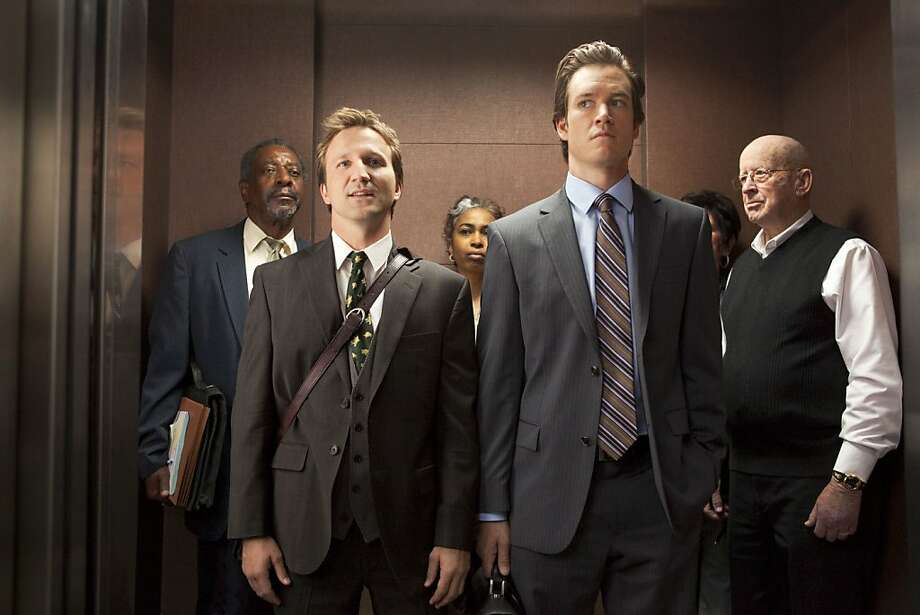 Franklin & Bash: Mark-Paul Gosselaar and Breckin Meyer Photo: Annette Brown, TNT