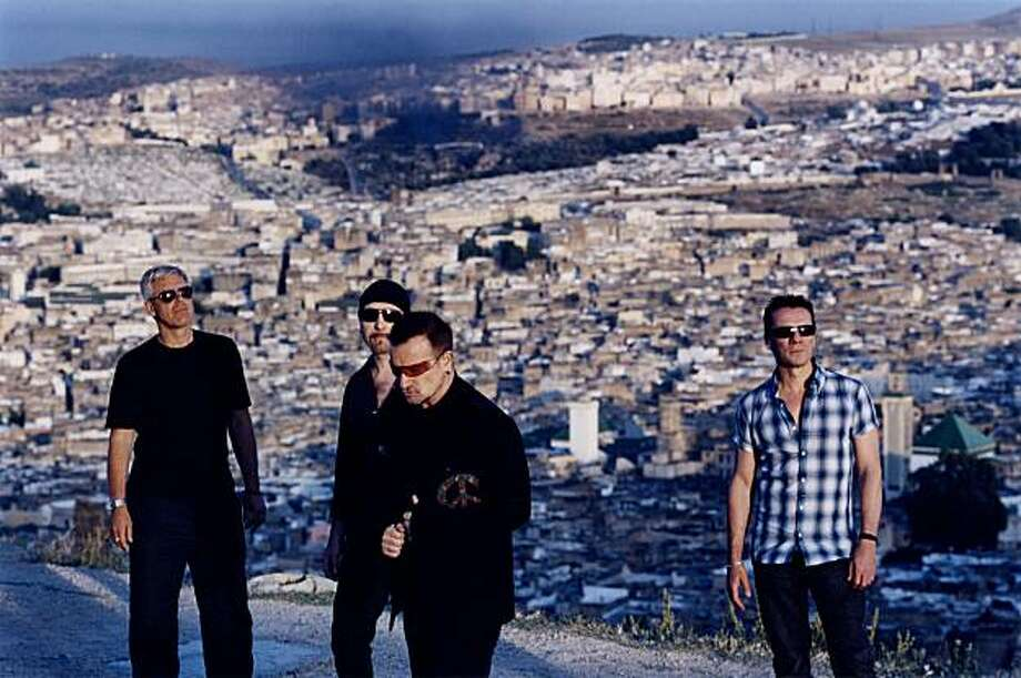 U2 (2009) Photo: Interscope Records