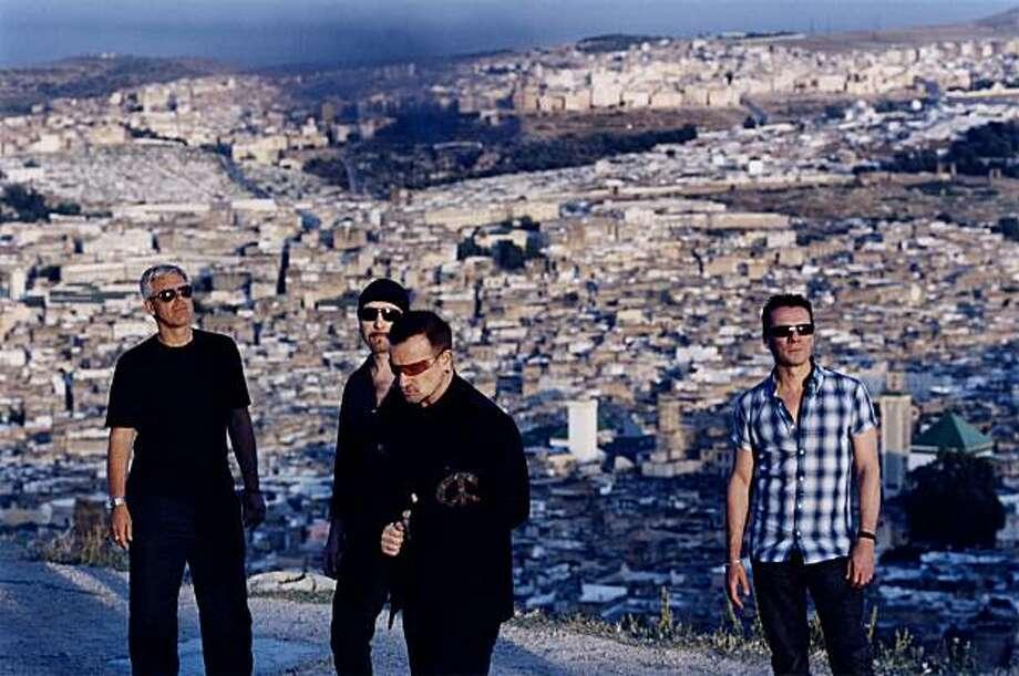U2 (2009) Photo: Interscope Records