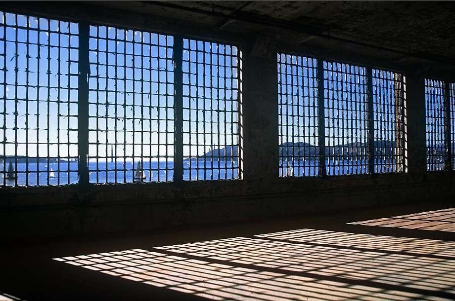 "An image from the book ""Hidden Alcatraz"" Photo: Ellen Chang, Hidden Alcatraz"