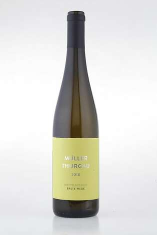 2010 Erste + Neue Alto Adige Muller Thurgau ($15, 12.5% alcohol) Photo: Craig Lee, Special To The Chronicle