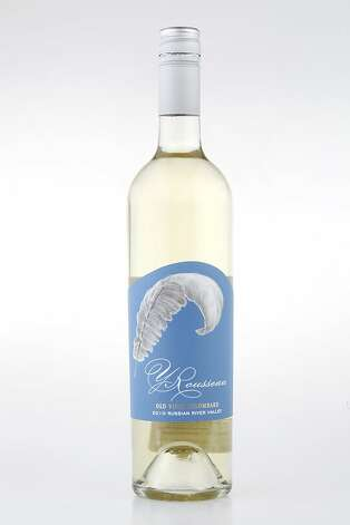 2010 Y. Rousseau Old Vines Russian River Valley Colombard ($17, 13.2%) Photo: Craig Lee, Special To The Chronicle