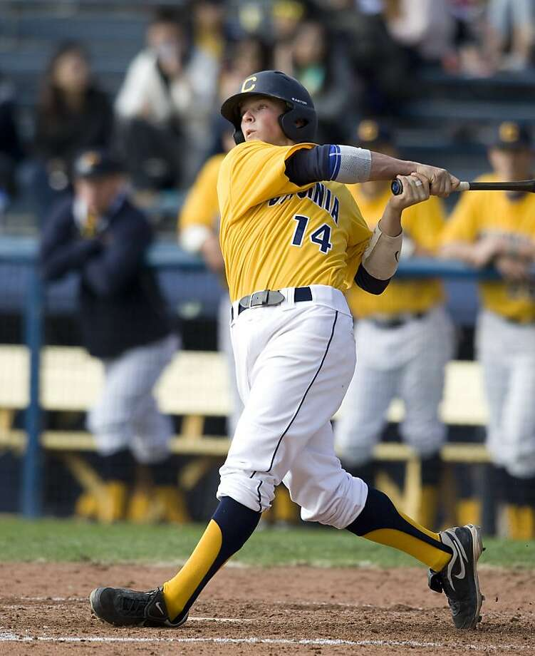 Tony Renda, Cal baseball, 2011. Photo: Michael Pimentel, GoldenBearSports.com