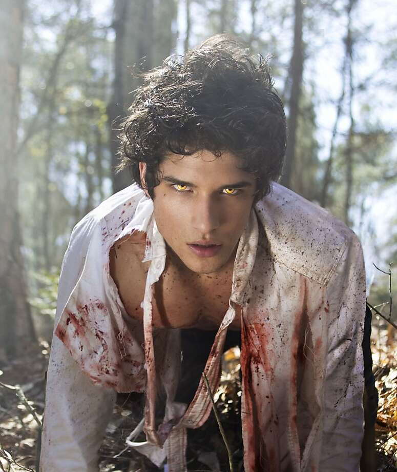 "Tyler Posey plays Scott McCall in MTV's, ""Teen Wolf."" Photo: Dewey Nicks, MTV"