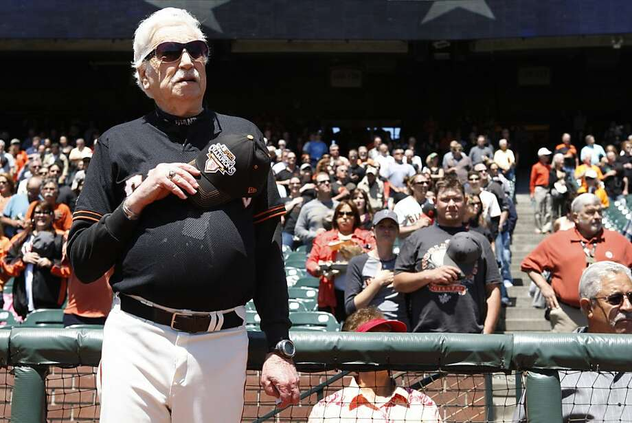 Wayfair Len len herzstein original giants balldude dies at 93 sfgate