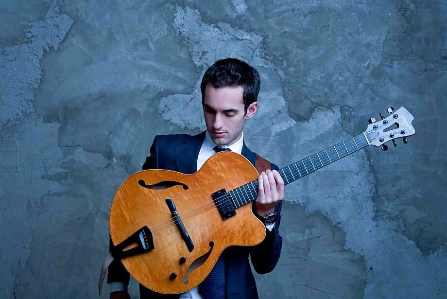 Julian Lage, guitarist Photo: Jimmy Katz