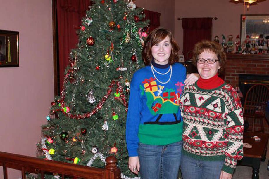 Not sure where the tree ends and the sweaters begin here. Photo: Flickr User