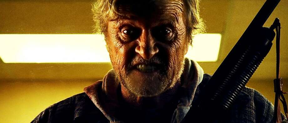Rutger Hauer in HOBO WITH A SHOTGUN Photo: Magnolia Pictures