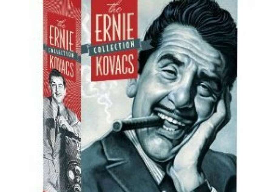 dvd cover THE ERNIE KOVACS COLLECTION Photo: Amazon.com