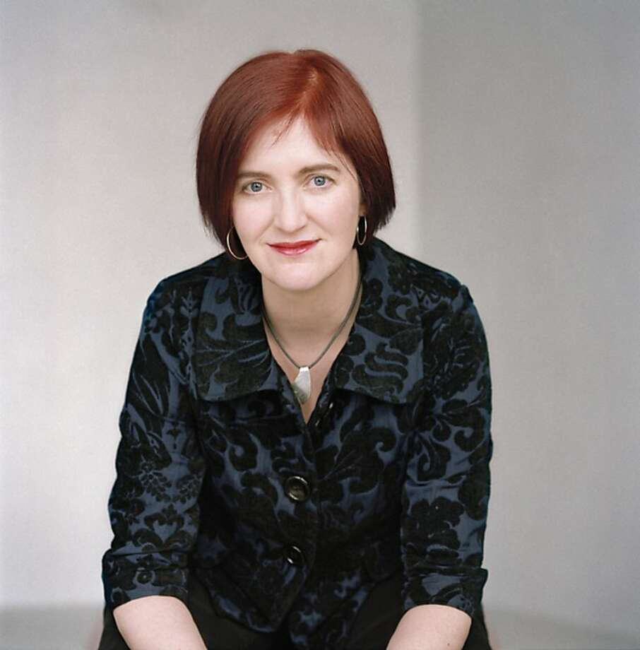 "emma donaghue, author of the new book ""Room"" Photo: Nina Subin"