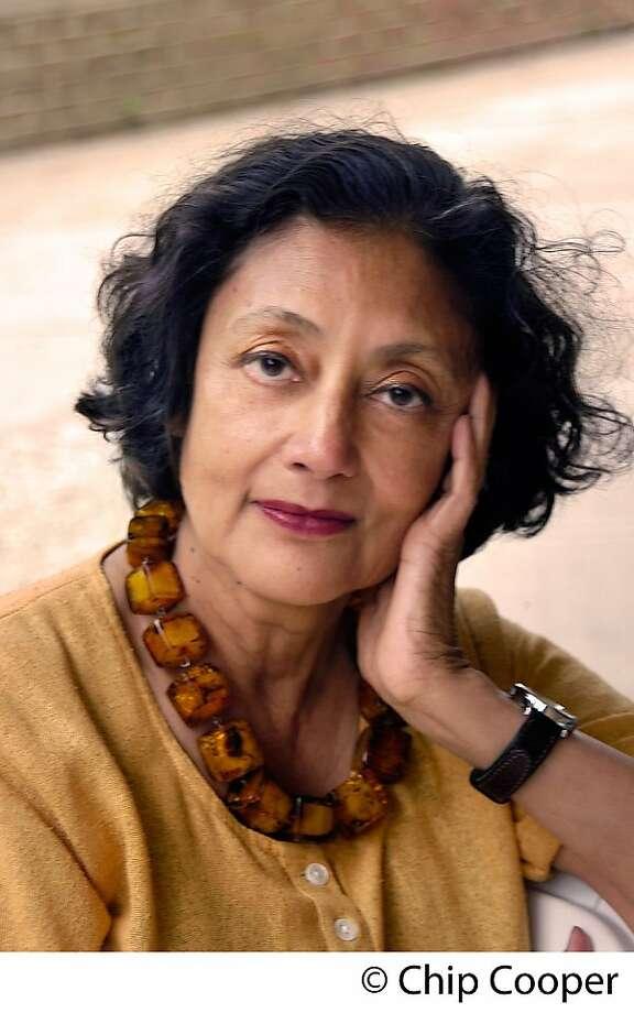 Bharati Mukherjee Photo: Chip Cooper