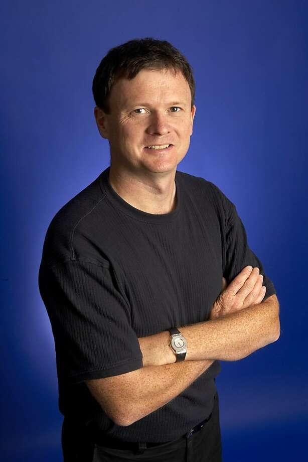 Conrad Burke CEO of Innovalight, Inc. Photo: None
