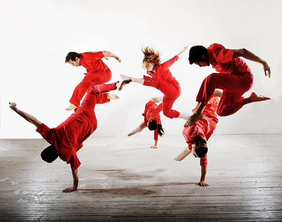 Khambatta Dance Company Photo: S.F. International Arts Festival