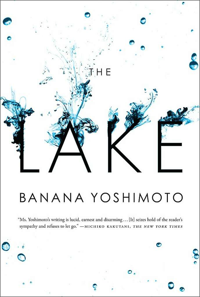 "Yoshimoto Banana's book ""Lake"""
