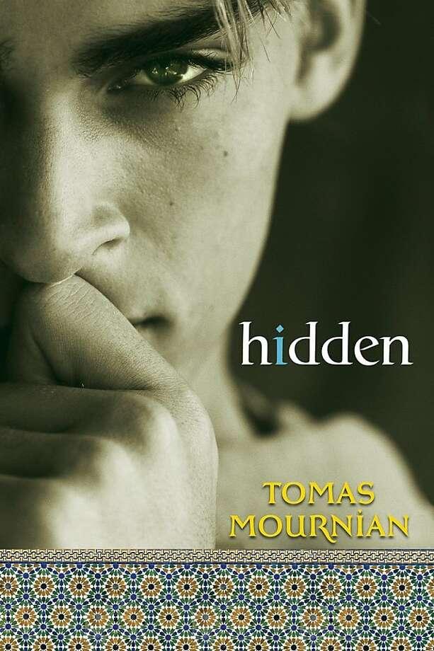 """""""Hidden"""" by Tomas Mournian Photo: Kensington Publishing Corp."""