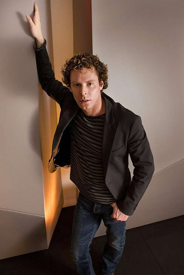 Sean Parker who helped launch Napster, in the offices of Clarium Capital Management LLC at the Lucas complex in the Presidio in San Francisco, CA, on Wednesday, November, 29, 2006. Photo: Darryl Bush, The Chronicle