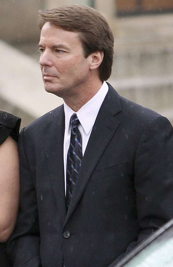 FILE - In this Dec. 11, 2010 file photo, Former Democratic presidential candidate John Edwards is seen in Raleigh, N.C. A person familiar with a federal investigation into Edwards' political dealings says prosecutors have completed their probe of the two-time presidential candidate and could indict him within days. Photo: Jim R. Bounds, AP