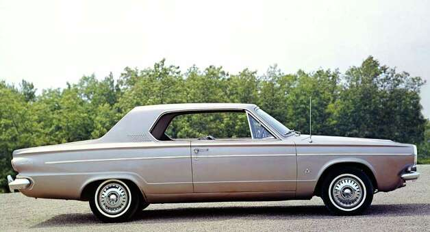 The first compact-size Dodge Dart appeared for 1963, after two years as a full-size and one year as a midsize car. COURTESY OF CHRYSLER GROUP LLC Photo: Chrysler Group LLC., COURTESY OF CHRYSLER GROUP LLC