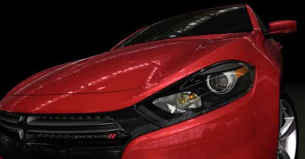Coming next year as a 2013 model will be the all-new Dodge Dart, a Fiat-based compact that revives one of the most-storied names in the history of Dodge. COURTESY OF CHRYSLER GROUP LLC Photo: Chrysler Group LLC., COURTESY OF CHRYSLER GROUP LLC