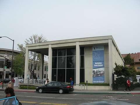 YMCA-PG&E Teen Center in Berkeley - SFGate