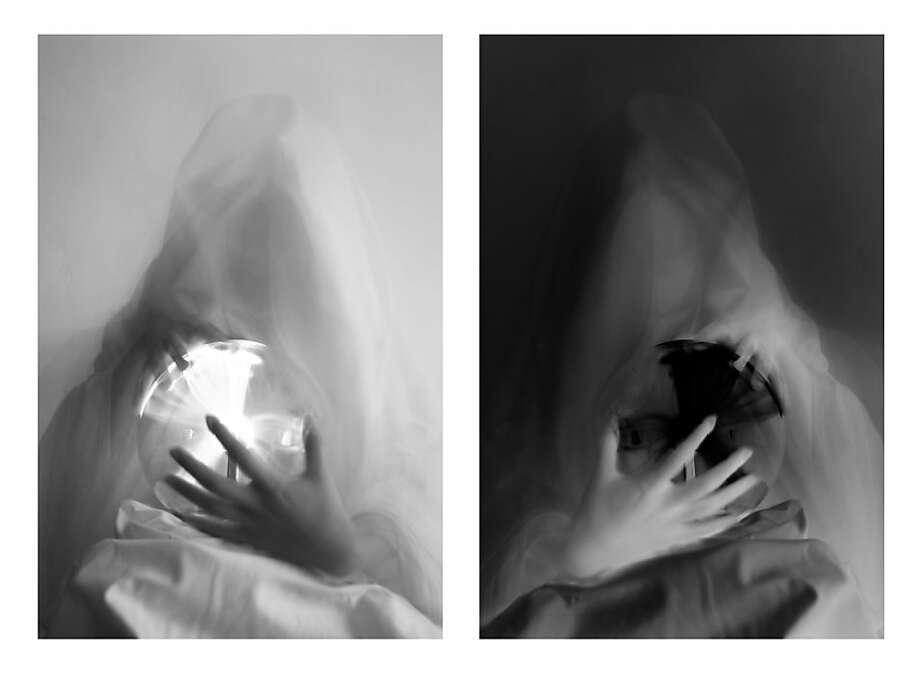 "Bessma Khalaf's ""Divination"" (2011) will be shown at the ArtPadSF festival May 19-22. Photo: Bessma Khalaf"