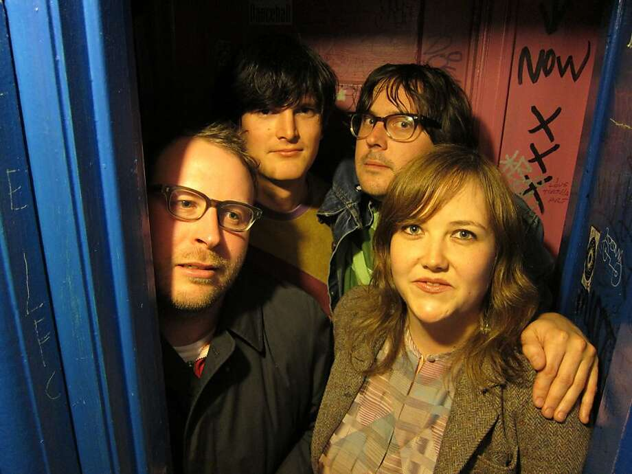 The Mantles perform Sunday at the Hemlock Tavern. Photo: Lindsey White