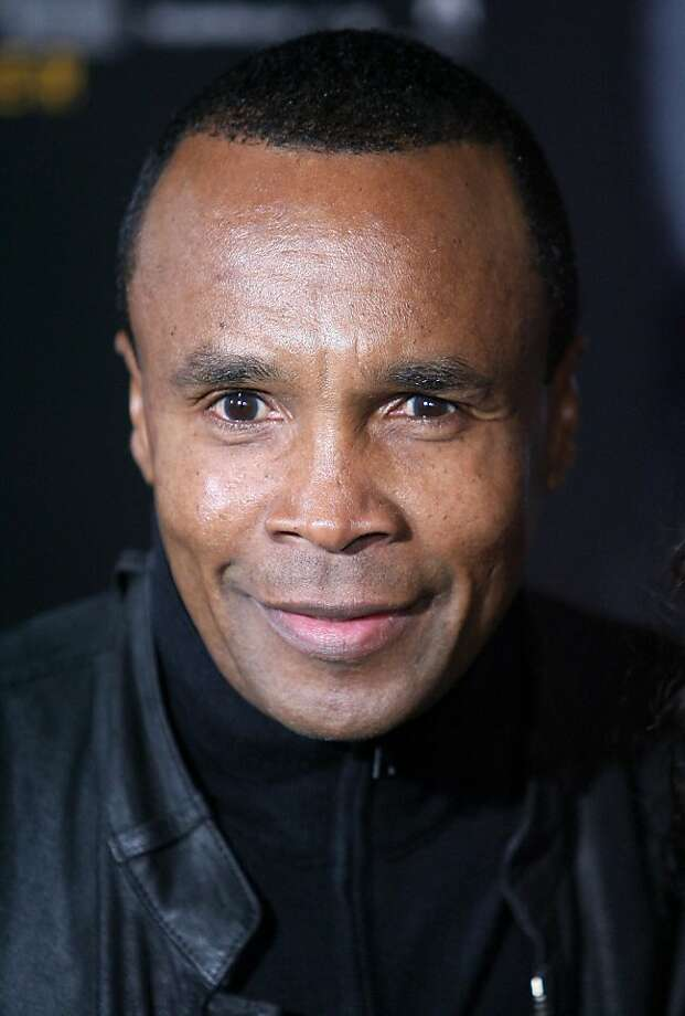 "Former boxing champion Sugar Ray Leonard arrives at the premiere of ""The Fighter"" at Grauman's Chinese Theater in Hollywood, California, on December 6, 2010. Photo: Afp, AFP/Getty Images"