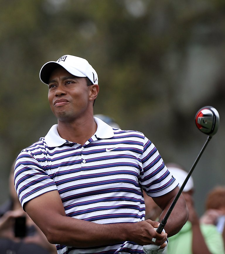 Tiger woods steroids using steroids for the first time