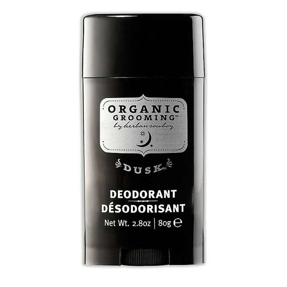 Herban Cowboy's Organic Grooming deodorant is carried at Whole Foods ($8.99). Photo: Herban Cowboy