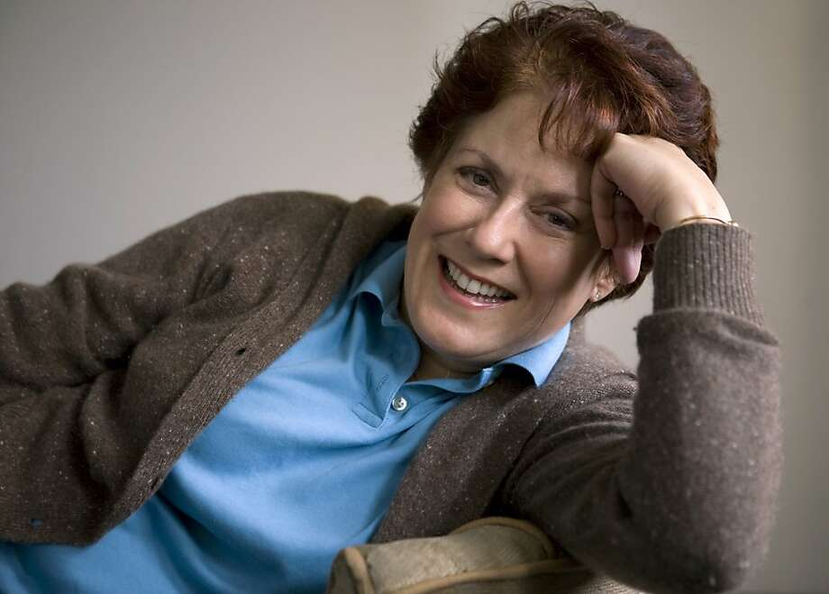 "Tony Award winner Judy Kaye sits in the San Francisco, Calif., rehearsal studios of the American Conservatory Theater on Tuesday, Feb. 10, 2009. Kaye is starring in ACT's ""Souvenir."" Photo: Kim Komenich, The Chronicle"