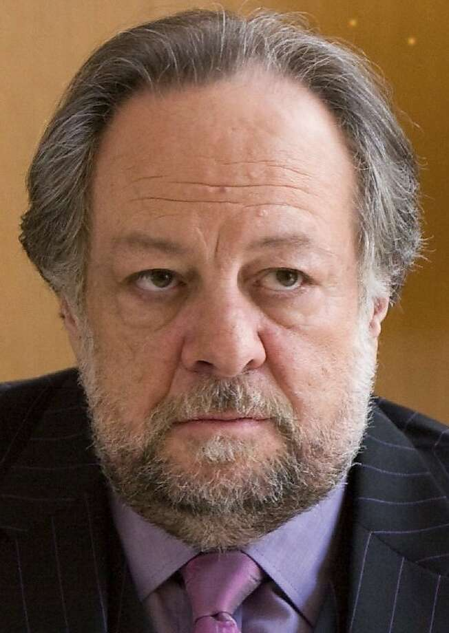 Ricky Jay Photo: Lorey Sebastian