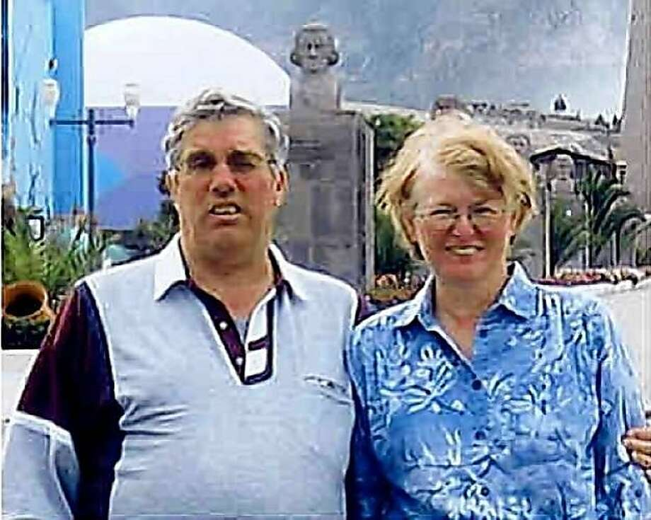 Ernest Scherer Jr. and his wife, Charlene Abendroth, in an undated photo. Their son, Ernest Scherer III, was convicted of murdering them in their Pleasanton home in March 2008. Photo: Alameda County Sheriff's Office