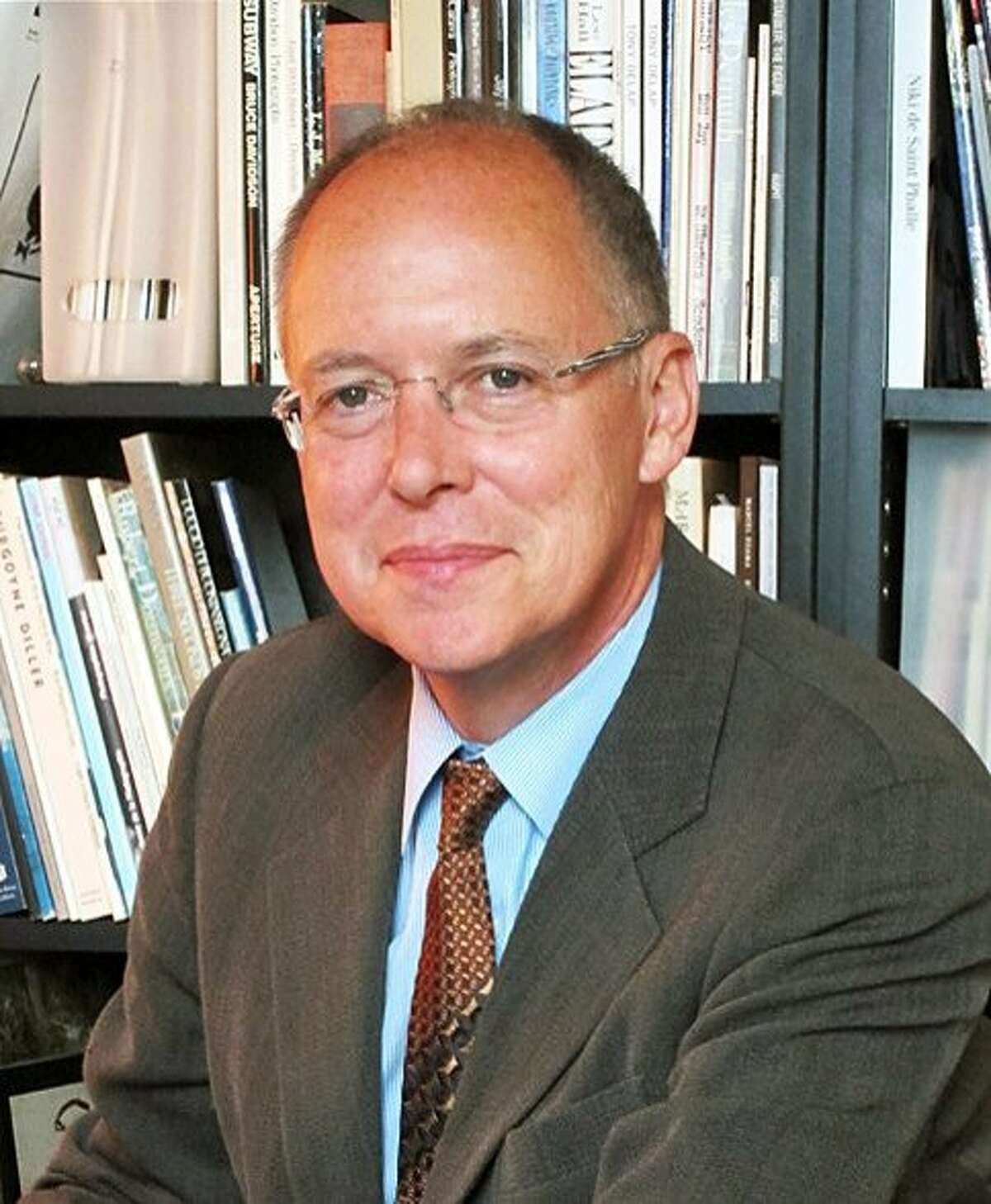 Charles Desmarais, president and CEO of the San Francisco Art Institute (as of 8/01/11)