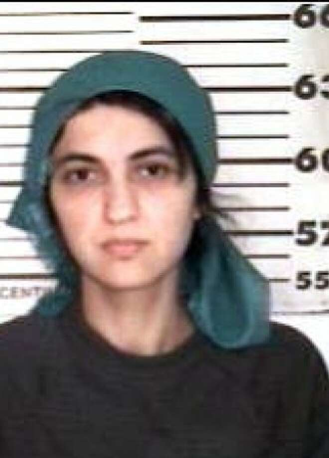 In this undated photo released by the New York State Department of Correctional Services, inmate Mazoltuv Borukhova is shown. Borukhova, who was sentenced to life without parole after she was convicted of hiring a hit man to kill her husband three years ago amid a rancorous custody battle, is having her appeal handled by Harvard law professor and defense attorney Alan Dershowitz.  (AP Photo/New York State Department of Correctional Services) Photo: Anonymous, ASSOCIATED PRESS