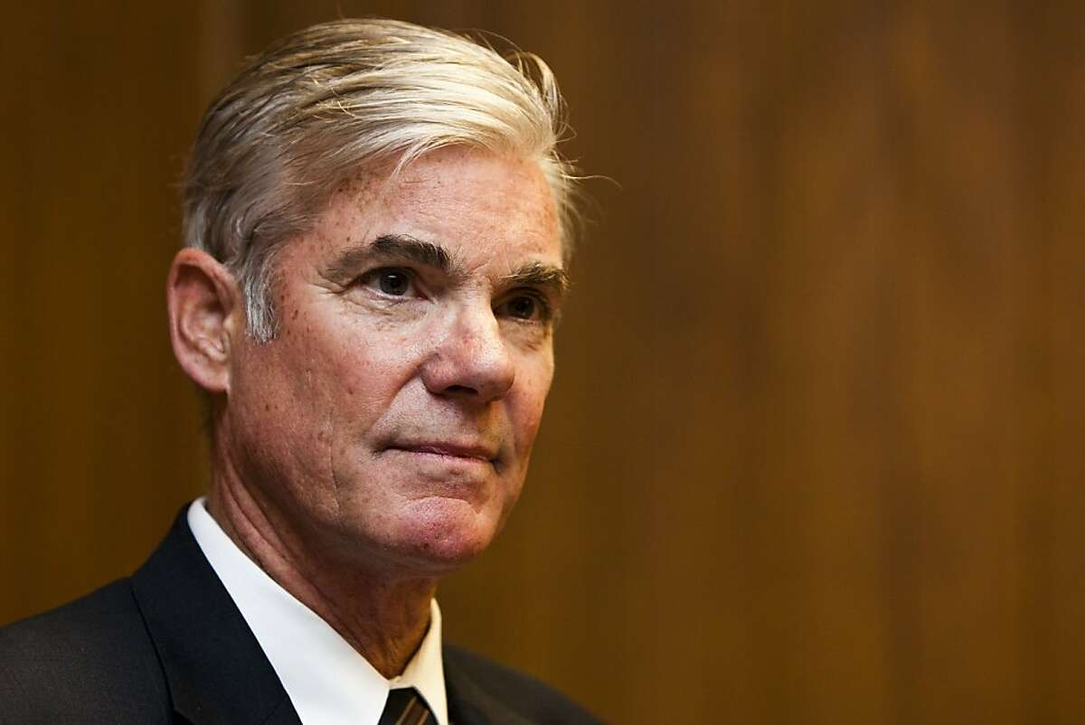 Tom Torlakson, candidate for Superintendent of Public Instruction, met with The San Francisco Chronicle Editorial Board on Monday, Sept. 13, 2010.