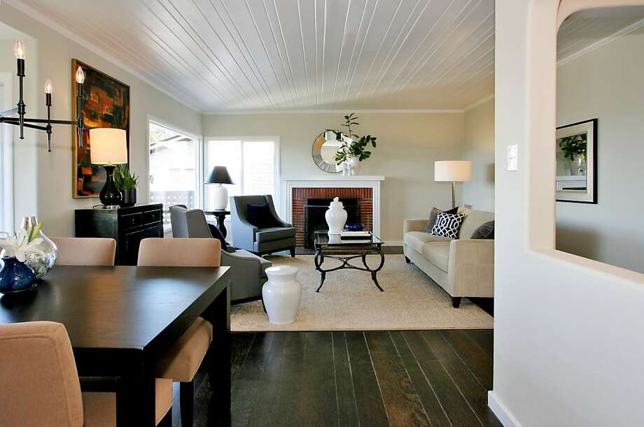 This is the living room at 14 Marchant. Photo: Liz Rusby, The Grubb Co.