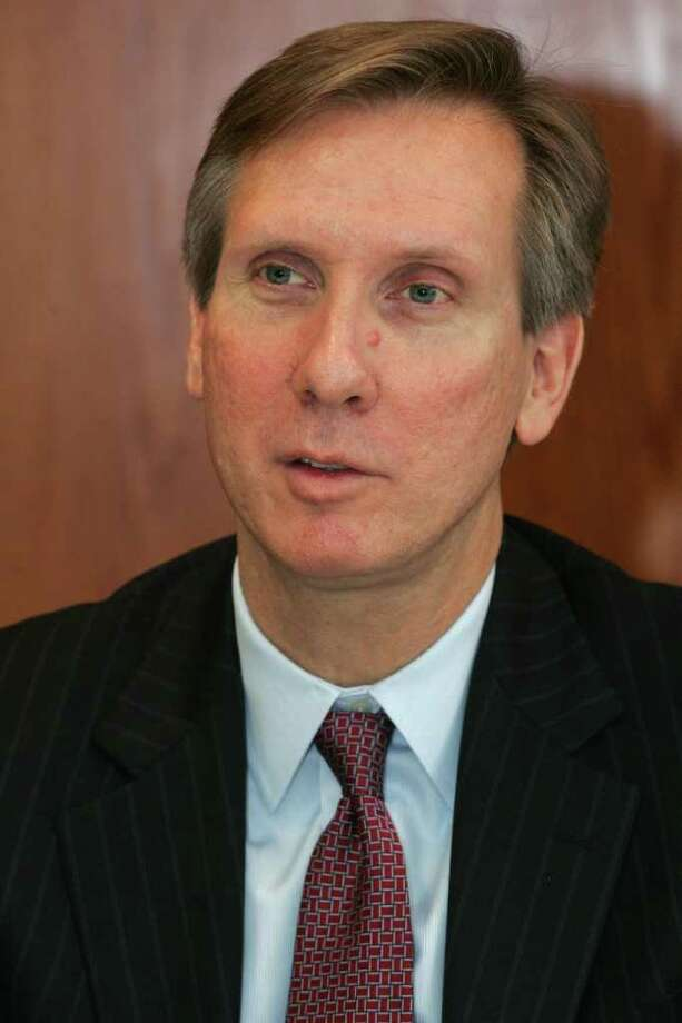 Greenwich Board of Education member Peter Sherr, a Republican, shown here in 2009. Photo: File Photo, Greenwich Time File / Greenwich Time File Photo