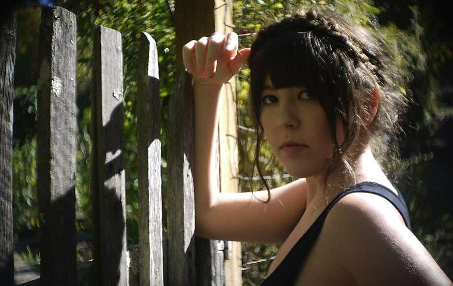 Chloe Roth of Chloe Makes Music. Photo: Brook Sheridan Lane