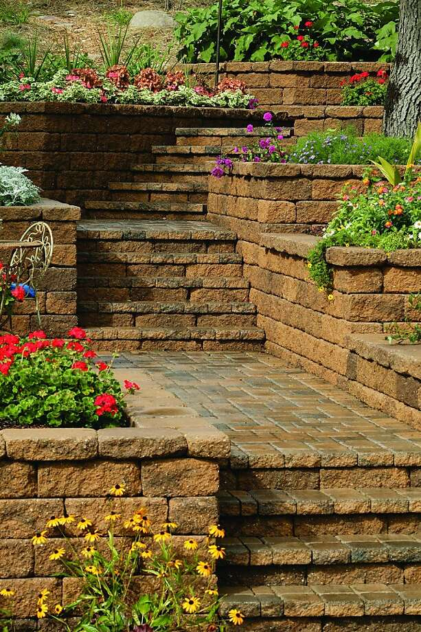 McNear Brick and Block in San Rafael has been making bricks and pavers since the 1800s. Photo: McNear Brick And Block
