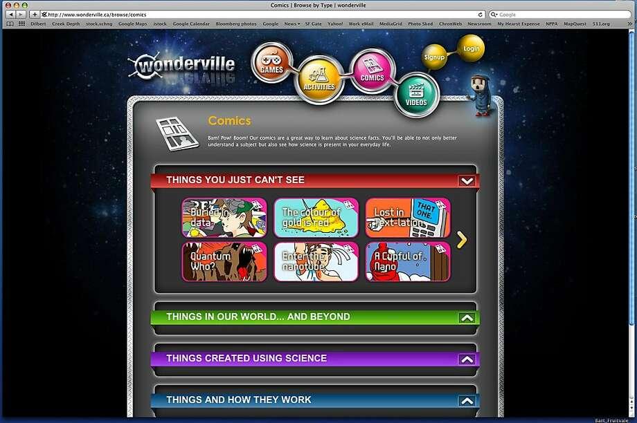WOW16 wonderville .com Photo: Wonderville.com