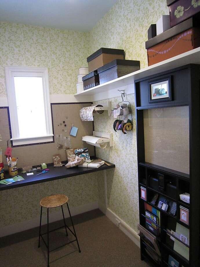 The Wrap Room at the Decorator Showcase Photo: Courtesy Sonoma Decorative Arts
