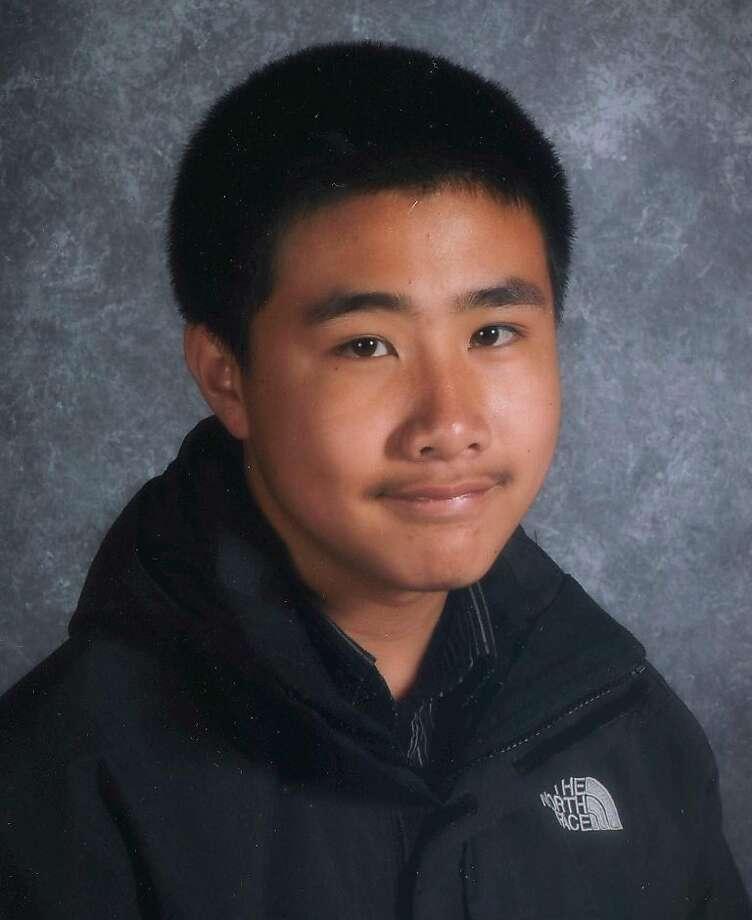 Murder victim Andy Zeng. Photo: Zeng Family