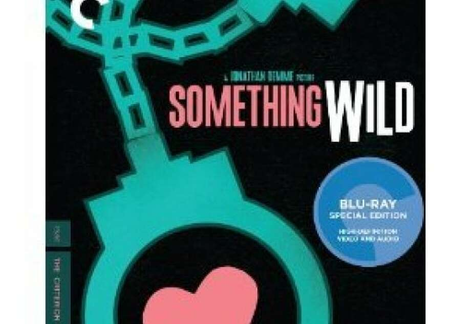dvd cover SOMETHING WILD Photo: Amazon.com